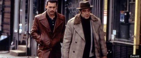 gangster film undercover donnie brasco 15th anniversary 25 things you didn t