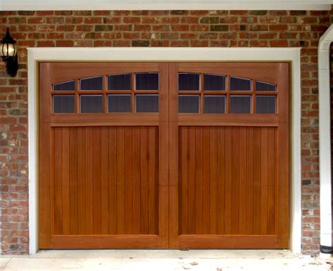 Garage Door by Wood Garage Doors Wood Overhead Doors