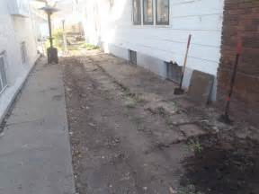 drain installation exterior drain tile