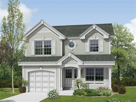 Small 2 Story House | two story small house kits small two story house plans