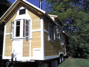 Tiny House Tour by Tiny House Tour The Second Wall Goes Up The Comet Cer