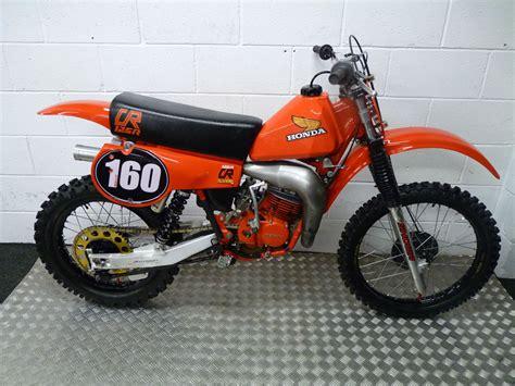 honda cr 125 1980 elsinore twinshock evo classic mx bike