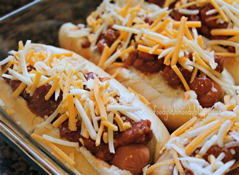 baked dogs baked chili cheese dogs foody schmoody foody schmoody