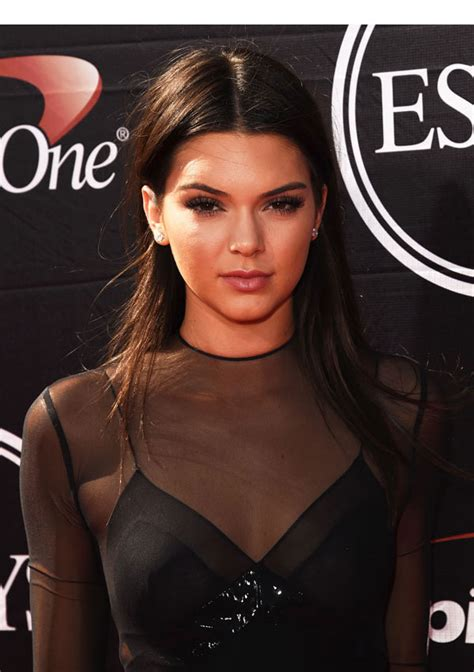 kendall jenner biography 2015 photos kendall jenner s espys look hollywood life