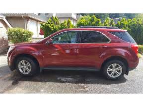 Used Chevrolet Equinox 2012 2012 Chevy Equinox For Sale Gallery Drivins