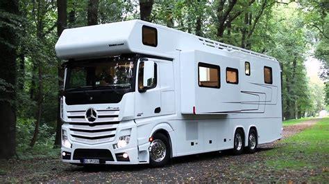 luxury caravans vario mobil alkoven 1200 le cing car pl de luxe youtube
