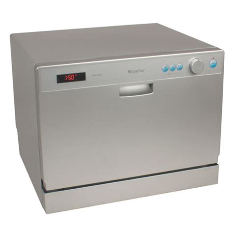 new dwp61es portable countertop compact digital dishwasher