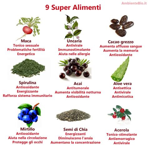 alimenti anticancro superfood