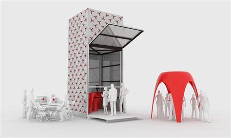 House Maker 3d dus architects kamermaker 3d printer pavilion