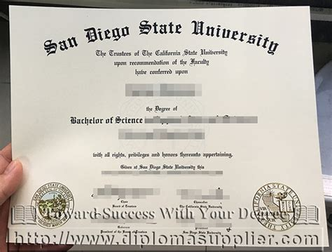 San Diego State Mba by How Can I Buy Sdsu Diploma Certificate