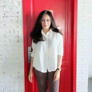 Kemeja Wanita Comfy Scolder kem basic kemeja dian comfy skolder 050 shopee indonesia