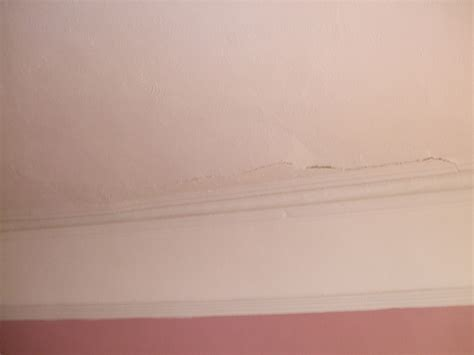 Plaster Ceiling Cracks by Plaster In Ceiling Plastering In Penge South
