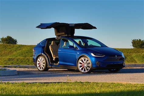2016 Tesla Model X P90D Deep Blue Metallic Picture Gallery DragTimes.com Drag Racing, Fast