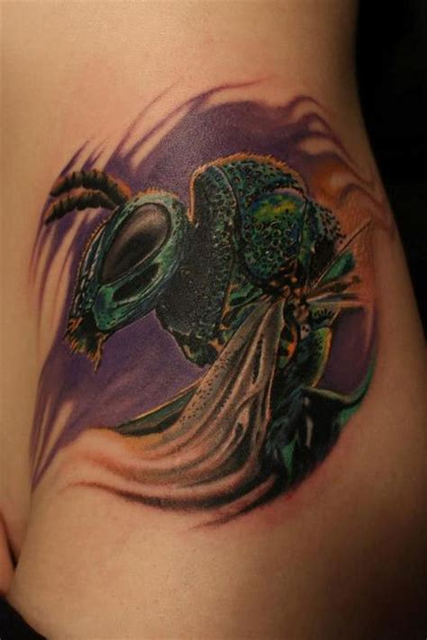 wasp tattoo wasp tattoos