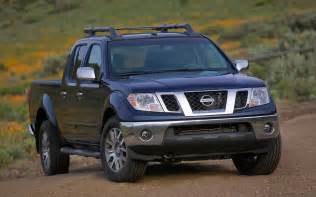 Nissan Frontier 2012 2012 Nissan Frontier Front Three Quarter Photo 5