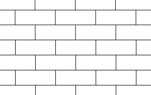 brick pattern line drawing 8 best images of brick wall outline printable printable