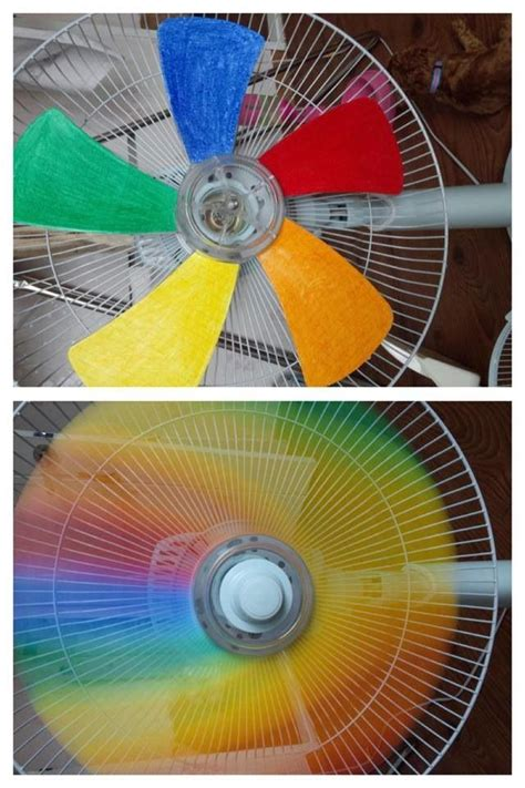 rainbow ceiling fan 17 best images about crafty ideas for your room on