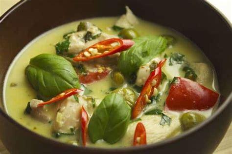cuisine poulet curry vert poulet au curry vert tha 239 non quot europ 233 anis 233 e quot la bonne