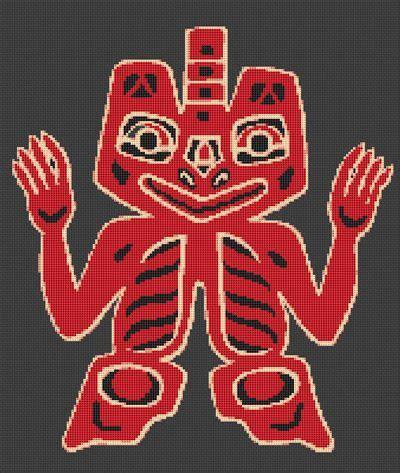 indian cross tattoos 25 best ideas images on haida