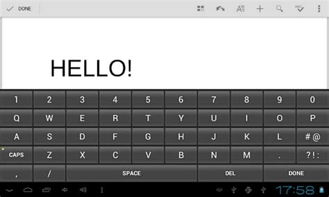 custom keyboards for android create a custom keyboard on android