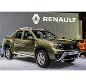 Renault Reveals All New 2015 Duster Oroch Its First Ever