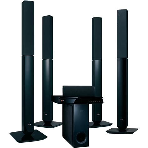 lg electronics bh6530t home theater system black from