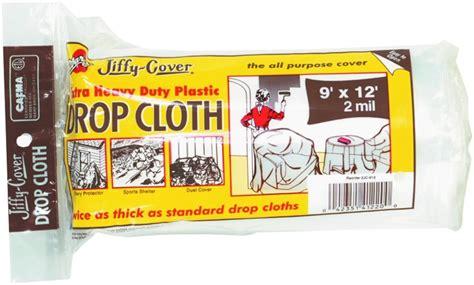 filmgard 10ft x 20ft plastic drop cloth drop plastic 2mil 9x12ft of 12
