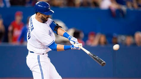 how jose bautista dominates the maintenance