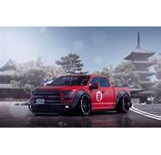 Download Wallpapers Ford F 150 Raptor Tuning 2017 Cars