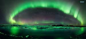 what are lights majestic northern lights reykjavik iceland away on