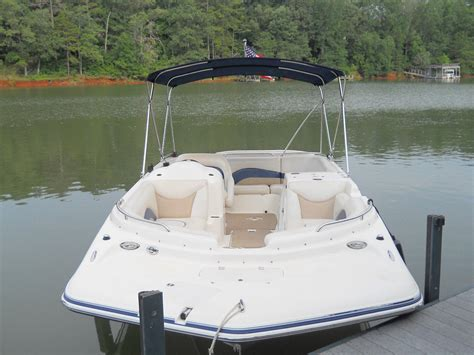 Hurricane Deck Boats For Sale by Hurricane Deck Boat 202 Io 2007 For Sale For 20 000