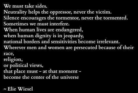 ahok quotes english i met 1 of my heroes elie wiesel a couple of years ago and