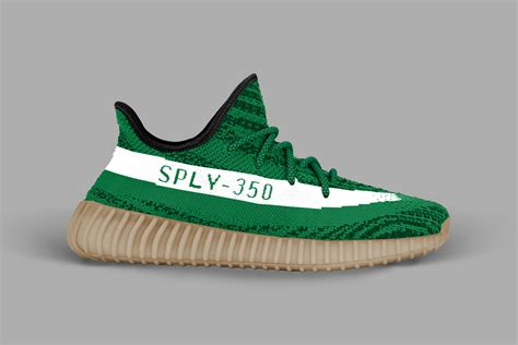 adidas yeezy boost v2 green labrador retriever nu