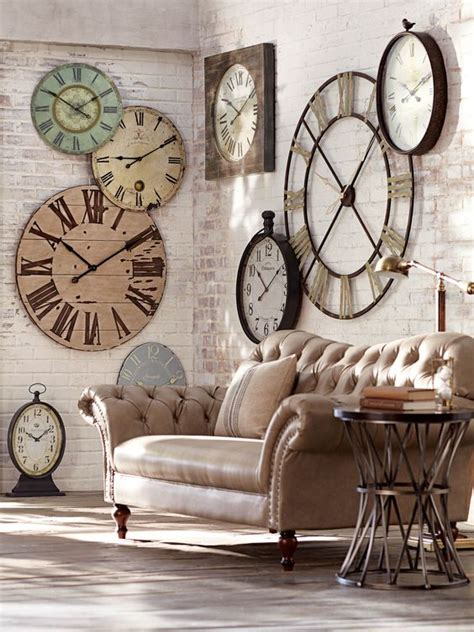 large wall clock decorating ideas impressive collection of large wall clocks decor ideas