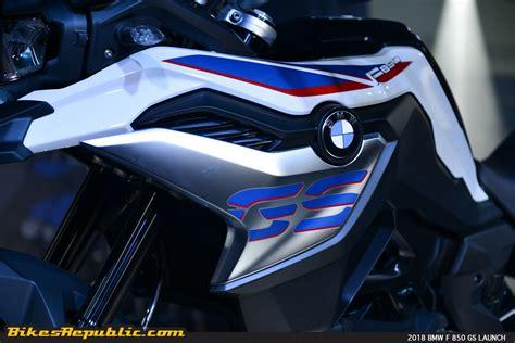 Bmw Motorrad Johor Bahru by 2018 Bmw F 850 Gs Debuts At Bmw Motorrad Nightfuel Johor