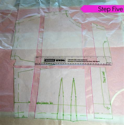 pattern grading cut and spread how to grade up a vintage pattern basic slash and spread