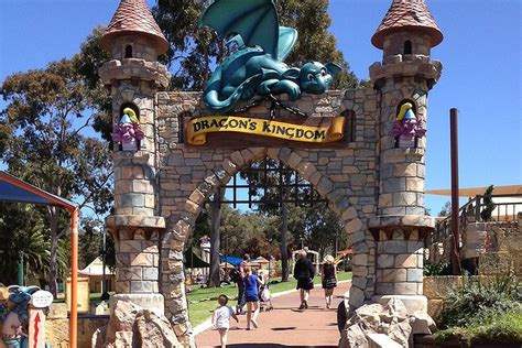 theme park perth is perth s premier theme park still an adventure
