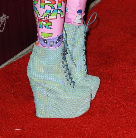 more pics of nicki minaj ankle boots 1 of 31 nicki