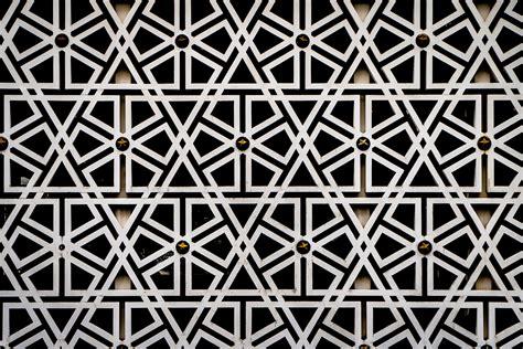 gambar hitam  putih tekstur pola garis geometris