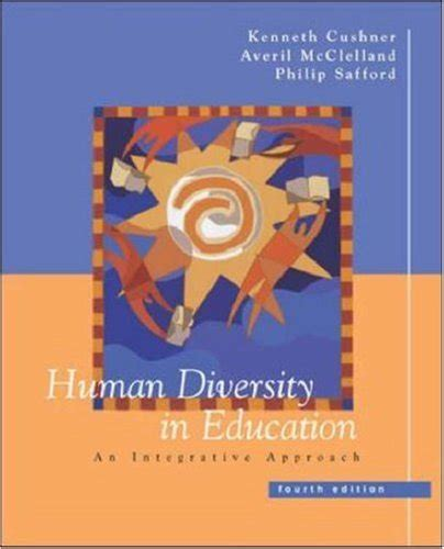 human diversity in education human diversity in education an integrative approach