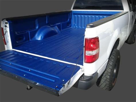 spray in bed liner spray on truck bedliner application dallas fat lip