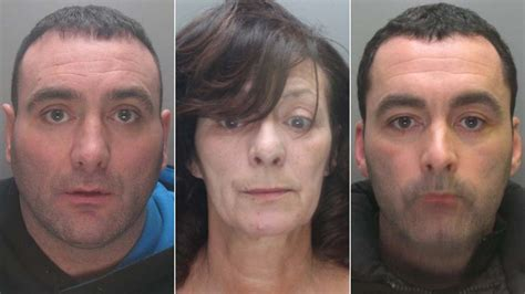 stephen burrows liverpool 32 years prison for members of liverpool drugs family