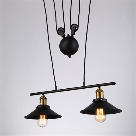 Pulley Light Fixture by Vintage Antiqute Pulley Light Fixtures With 2 Retro
