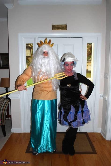 sea family halloween costume photo