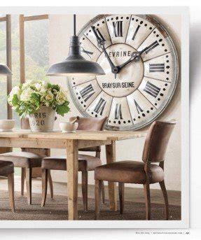 giant clocks large kitchen wall clocks foter