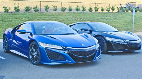 acura official 2017 acura nsx official test drive