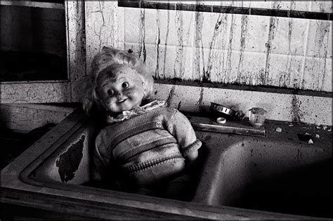 haunted doll stories yahoo kitchen sink of an abandoned house creepy abandoned