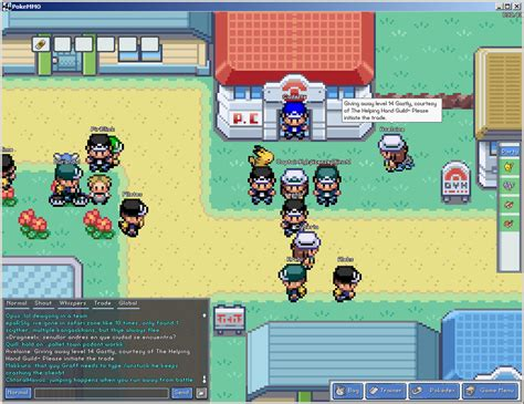 pokemon fan games online unos fans convierten pok 233 mon rojo fuego en un mmo