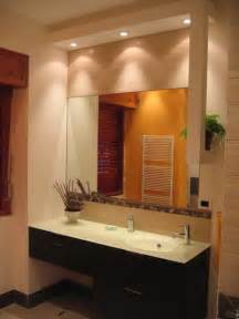 Well chosen bathroom lighting fixtures and lamps can completely change