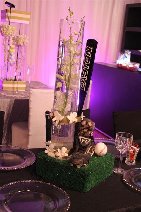 baseball wedding centerpieces weddings florist washington dc www davinciflorist us